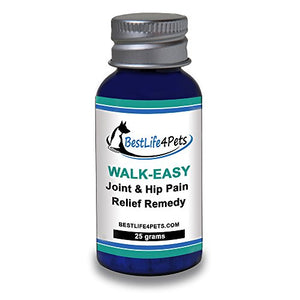 Joint & Hip Pain Relief Remedy by BestLife4Pets, 25 Grams