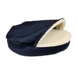 Machine Washable Orthopedic Cat Cave Pet Bed