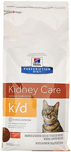Hill's Prescription Dry Cat Food, Reduce Kidney Workload