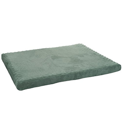 Micro-Suede Foam Pet Bed