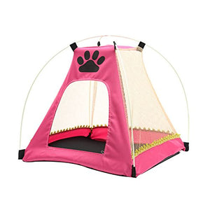 Portable Cat Playpen Tent