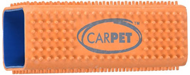 Pet Hair Remover by The CarPet, Orange