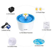 BPA-Free Plastic Water Fountain