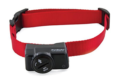 PetSafe Wireless Pet Containment System with Red Collar