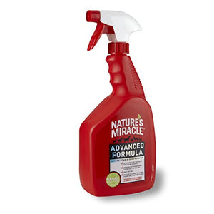 Advanced Pet Trigger Sprayer by Nature's Miracle, 32-Ounce