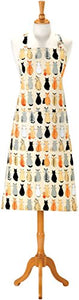 "Ulster Weavers Cats Backs in Waiting Apron, 37.4"" x 27.56"""