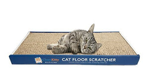 xtra Large Corrugated Cat Floor Scratcher