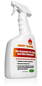 Pet Odor Eliminator & Stain Remover by Angry Orange