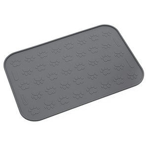 Pet Food Mat, Waterproof Pet Placemat