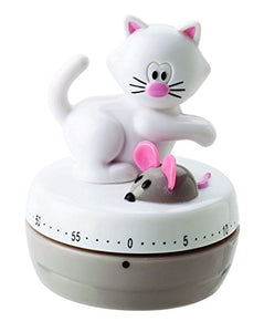 Meow Cat Theme Kitchen Timer & Reminder by Joie