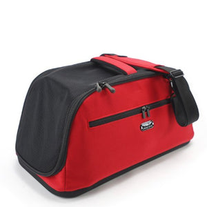 Sleepypod Mobile Pet Bed Carrier, Strawberry Red