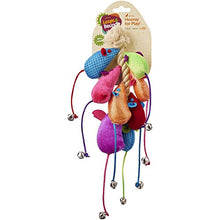 Mice on a Rope, Pack of 8 toys