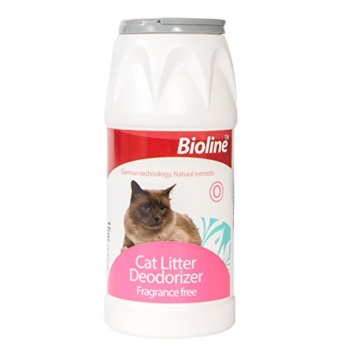 Cat Litter Deodorizer Powder, Fragrance Free