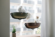 Cat Bed Mount Any Window, Green