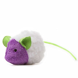 Mouse in Sheep's Clothing Catnip Toy
