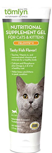 Nutritional Supplement Gel for Cats and Kittens by Tomlyn