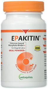 Epakitin Oral Powder for Cats&Dogs, 2.16 oz