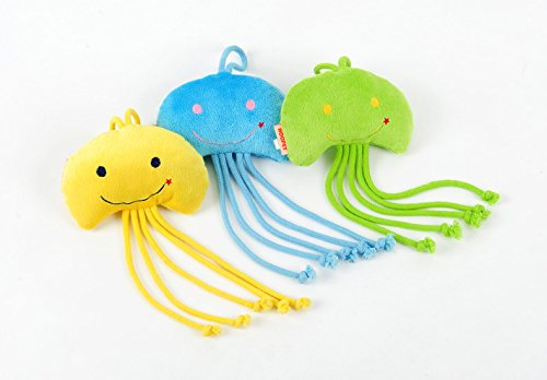 Jellyfish Catnips with Smile Face for Cats