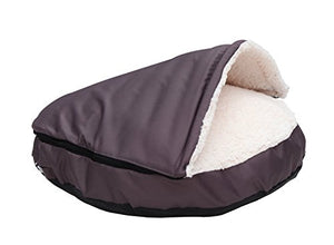 Cat Cave and Round Bed, Detachable Top