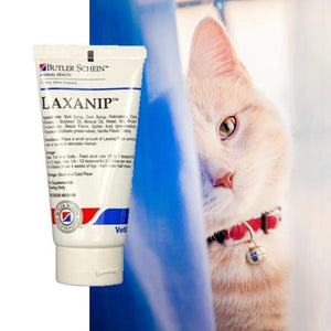 Laxanip For Cats, Hairball Remedy