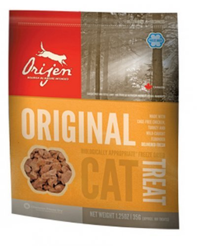 Original Freeze Dried Cat Treats by Orijen, Fresh And Preservative-Free