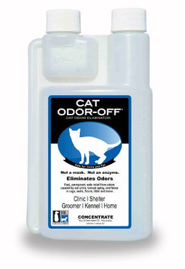THORNELL Cat-Odor-Off Concentrate, 16-Ounce