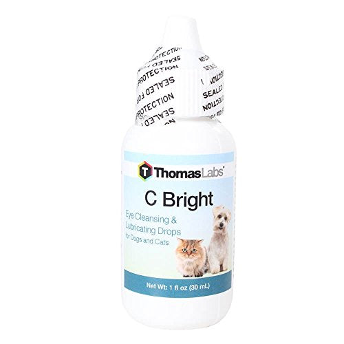 C-Bright by Thomas Labs Eye Cleansing, 1 fl oz