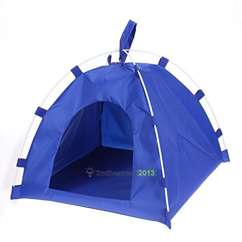 Portable Oxford Cat Play House Tent