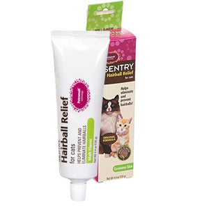 Sentry HC Petromalt Malt Flavored Cat Hairball Treatment, 4.4 Ounce