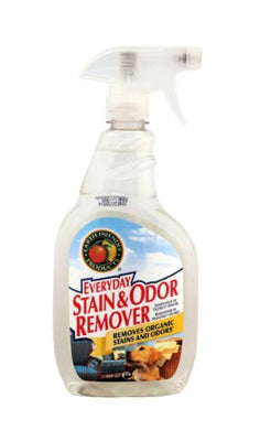 Removes Organic Stains & Odors, Spray
