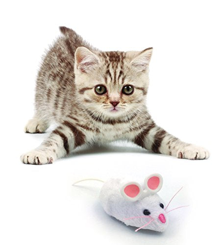 Mouse Robotic Random Color Cat Toy