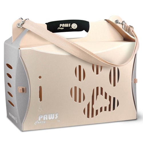 Wacky Paws ECO Pet Carrier, V1, Large