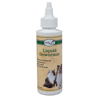 Overby Liquid Dewormer for Cats & Dogs