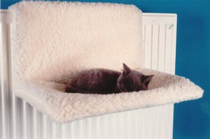 Radiator Cat Bed for Winter