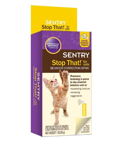 SENTRY Stop That! Training Spray