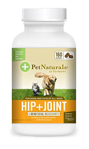Pet Naturals of Vermont Hip + Joint, Daily Joint Supplement
