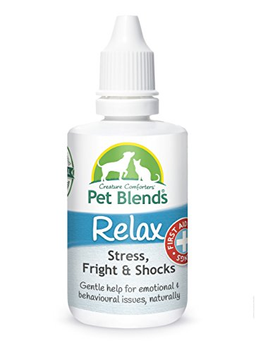 Pet Blends Relax for Stress, Fright, Shocks