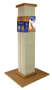SmartCat Ultimate Scratching Post Made with Fibrous Sisal