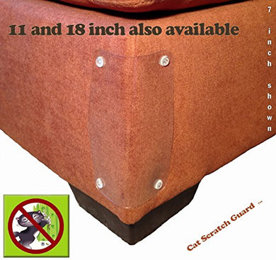 Cat Scratch Guards with Pins