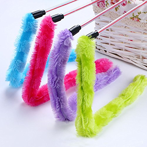 Random Color Cat Stick Teaser Wands