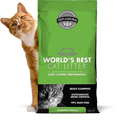 World's Best Cat Litter, Clumping Litter Formula, 28-Pounds