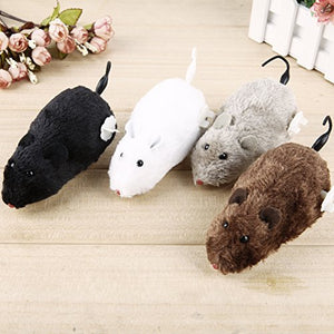 Racing Wind-Up Mouse for Cats