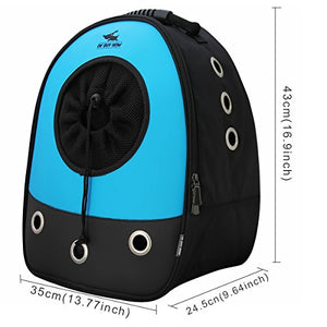 Comfortable Sturdy Frame Pet Carrier Backpack