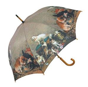 Umbrella Picture Series -Cat Family, 35 x 5.5 x 2 inches