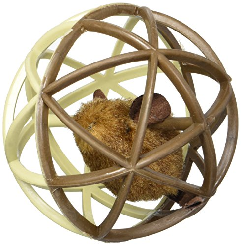 Ball of Furry Interactive Cat Toy