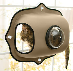 Mount Window Bubble Pod for Cats