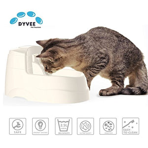 Cat Drinking Fountain, Water Dispenser