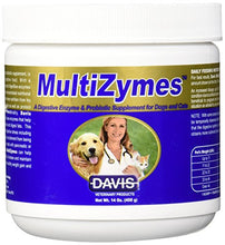MultiZymes Nutritional Supplement for Pets by Davis