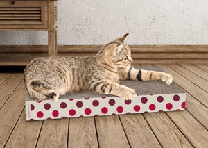 Cardboard Cat Straight Scratching Pad