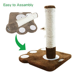 Cat Claw Scratching Sisal Post